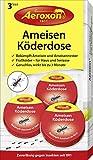 Aeroxon - Ameisen-Köder - 3er Pack - bekämpft Das Ganze...