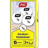 PIC - Ameisenköder Dose - 3 Stück – Ameisenköder für...